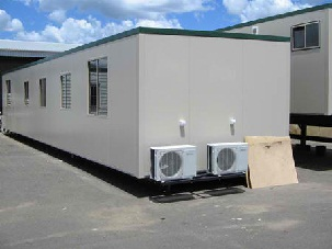 Portable Bunkhouse Units