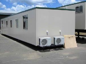 Portable Bunkhouse Units
